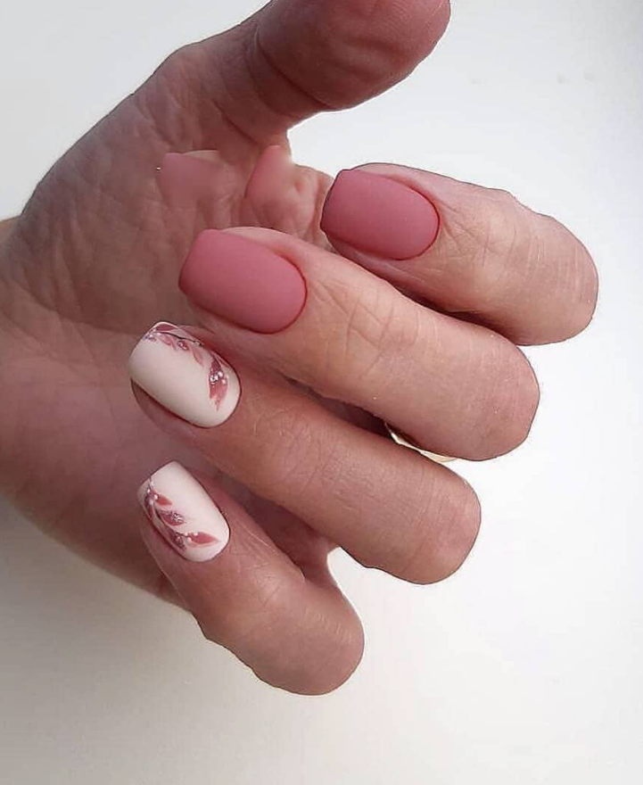 50 Beautiful Summer Short Square Nails Design For Manicure Nails Page 29 Of 51 Latest Fashion Trends For Woman Square Nail Designs Short Square Nails Square Nails