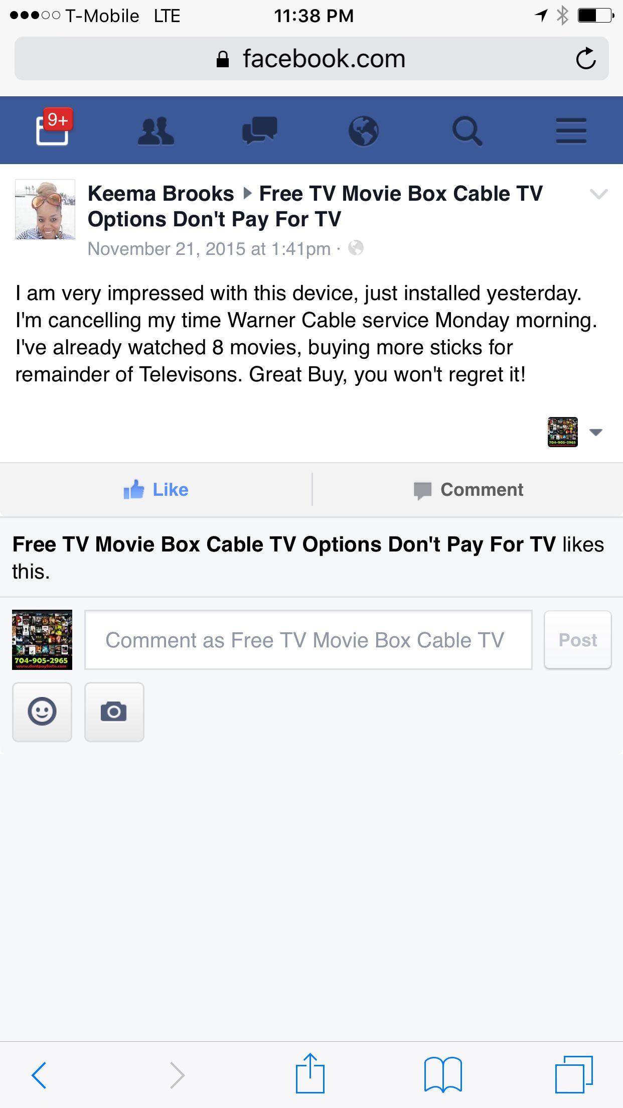 Our customers love our custom version of Kodi. We have exactly what you  need to