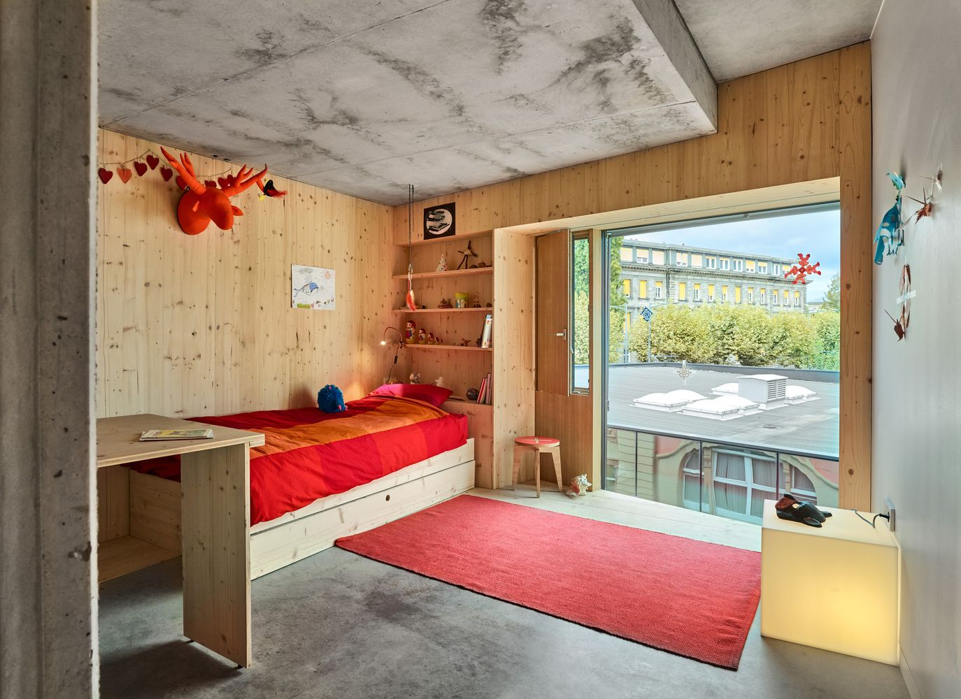 Gallery Of Offices And Housing Strasbourg Dominique Coulon  # Muebles Bernardo Leon