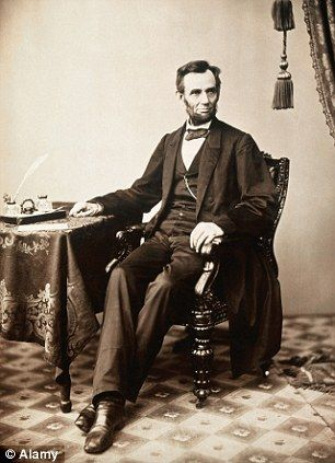 Abraham Lincoln Daniel Day Lewis