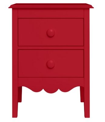 Best Nellie 2 Drawer Bedside Table Maine Cottage Drawers And 400 x 300