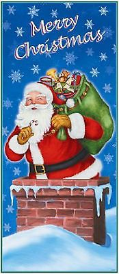 Night Before Christmas Door poster - Party Decoration Santa Door Cover  sc 1 st  Pinterest & Night Before Christmas Door poster - Party Decoration Santa Door ...