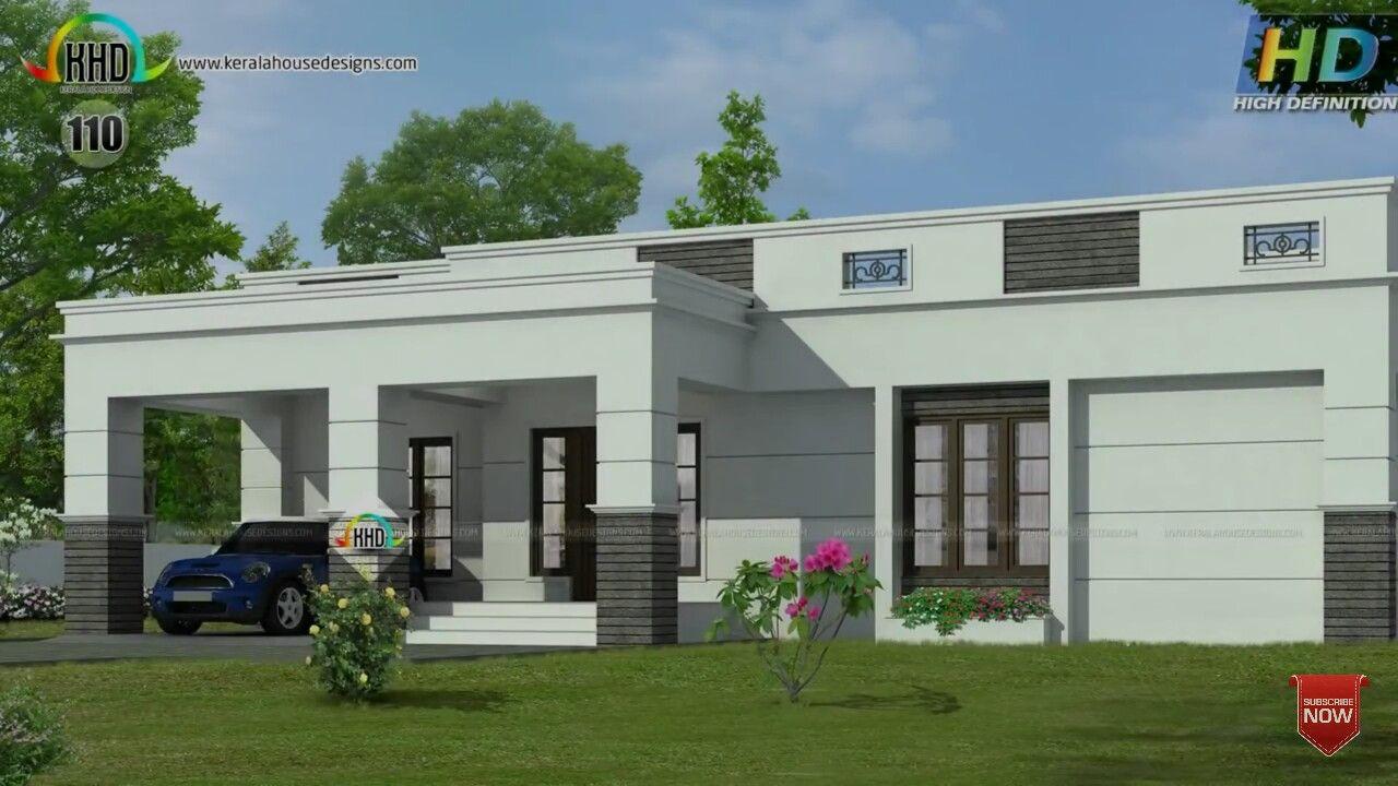 Houses Flat Roof House House Roof House Roof Design