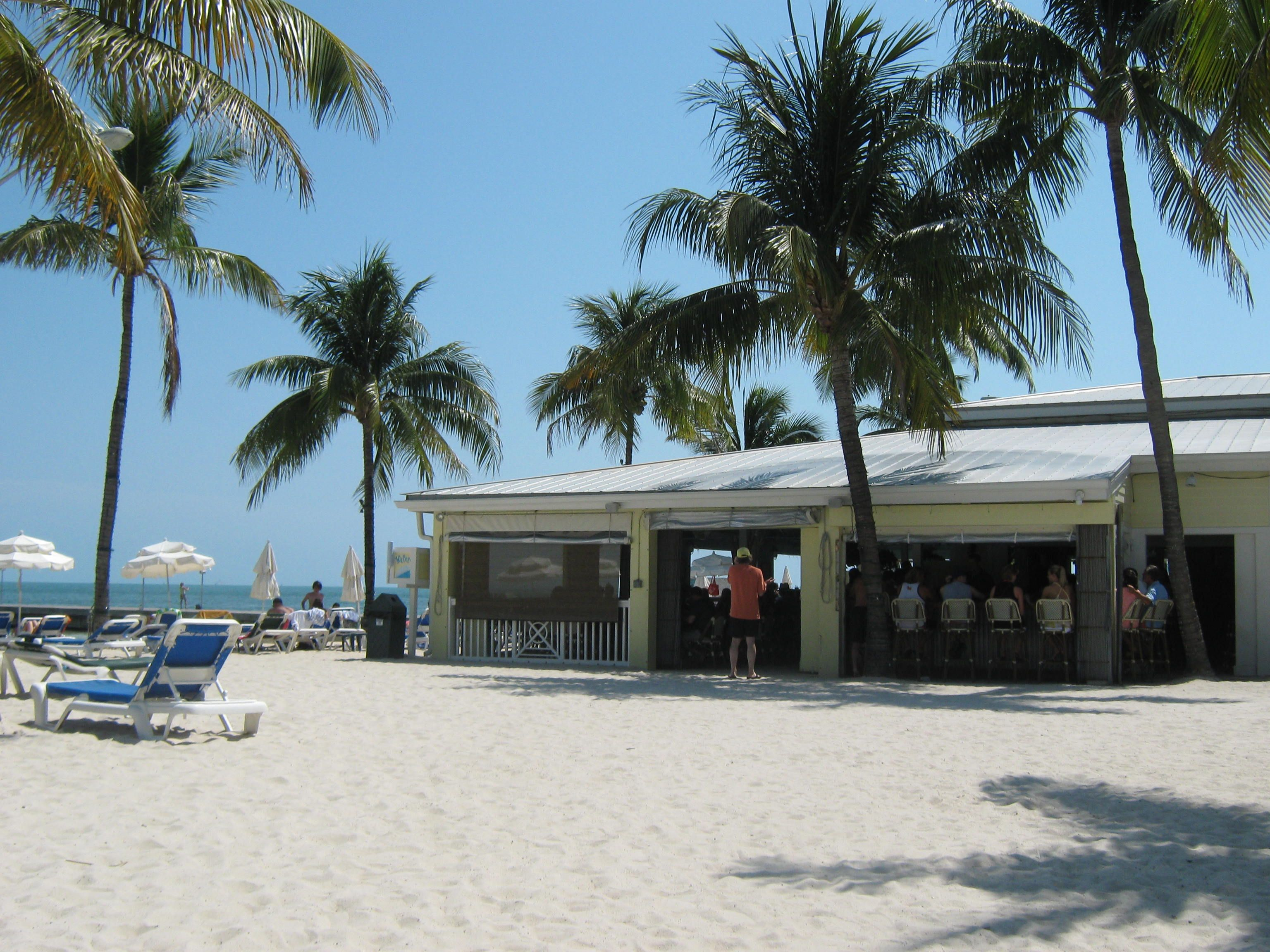 Where the old South Beach Restaurant was Key West,Fl