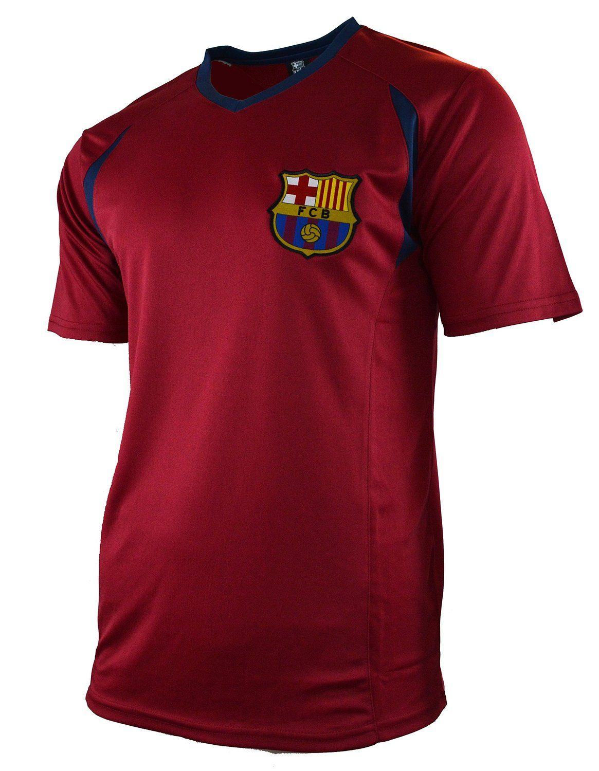 brand new c83fe 825d2 Amazon.com: FC Barcelona Soccer Jersey Adult Training Jersey ...