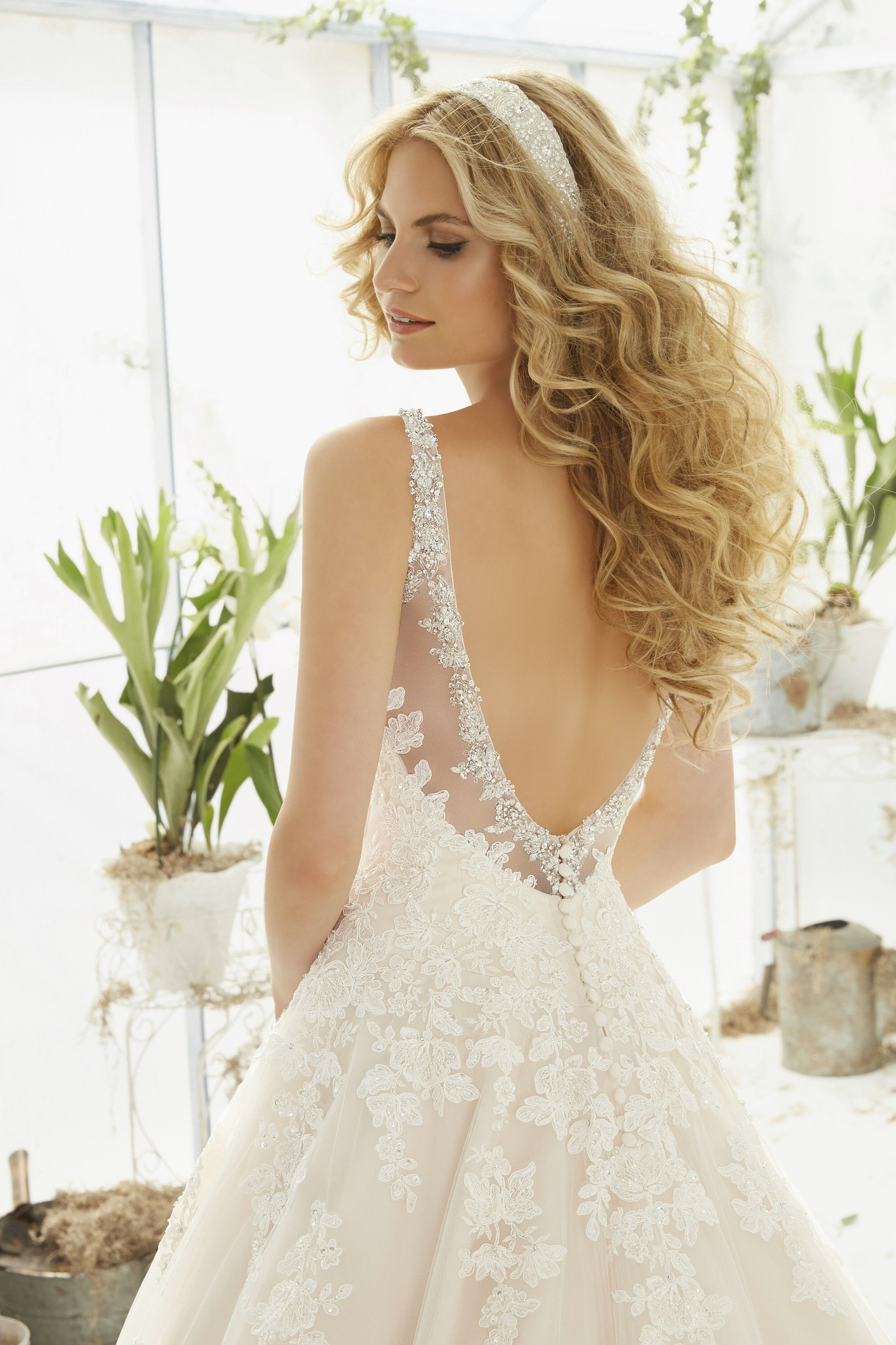 Mori Lee Wedding Dresses - Style 2811 | Wedding Dress Inspiration ...