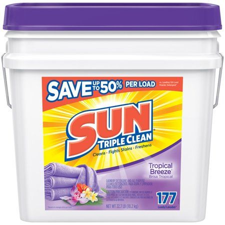 Household Essentials All Purpose Cleaners Laundry Detergent
