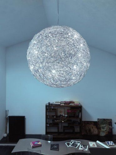 Fil de Fer LED by Catellani & Smith | Light | Pinterest | Pendant ...
