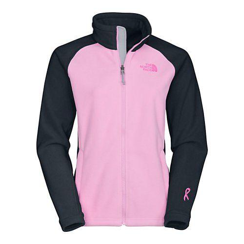 The North Face Pink Ribbon Khumbu Fleece Womens Jacket 2013 $90.00 #bestseller