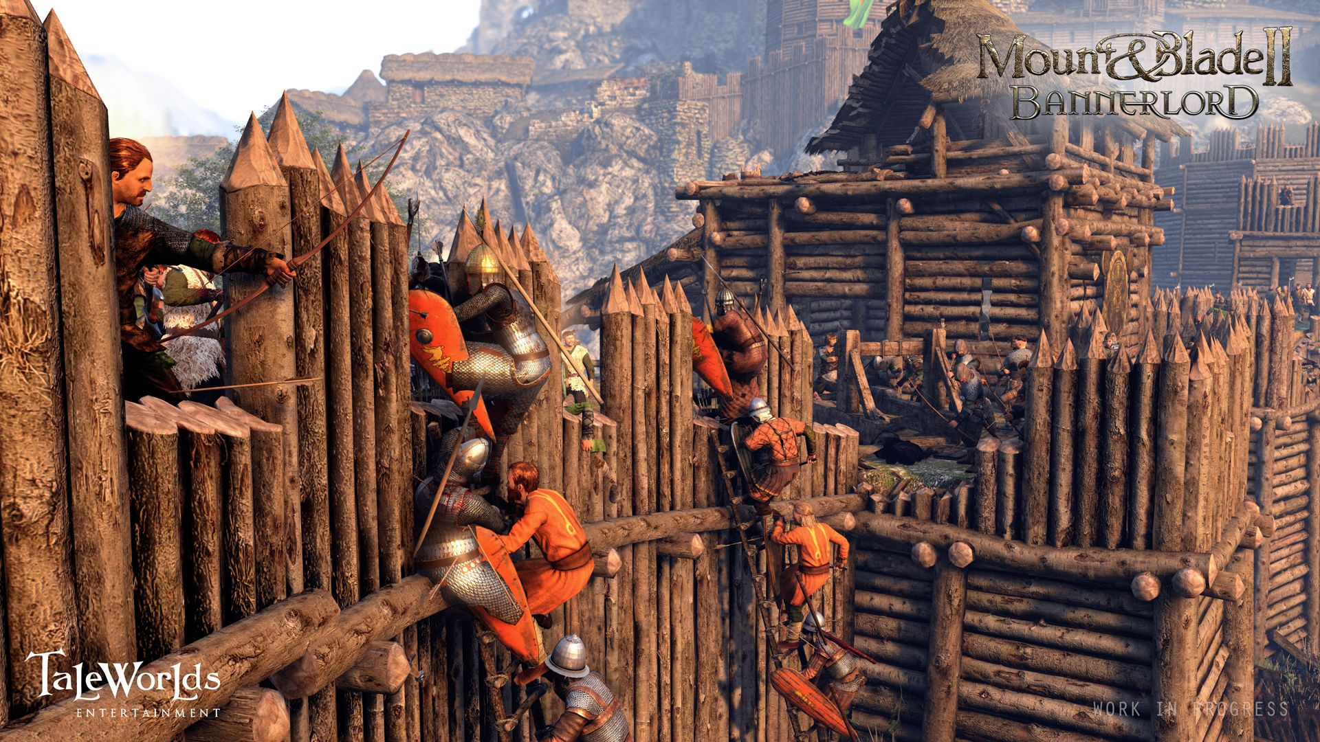 Videospel Mount Blade Ii Bannerlord Wallpaper Video