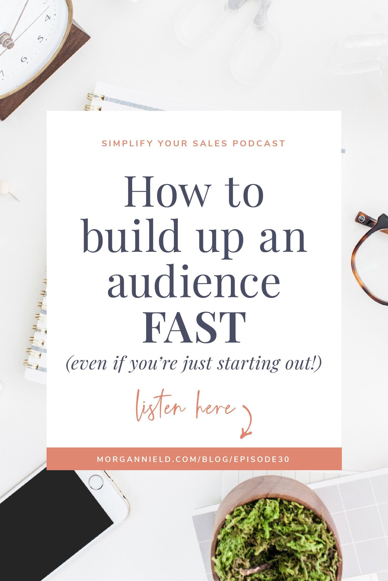 How to build up an audience fast! — Nield in 2020