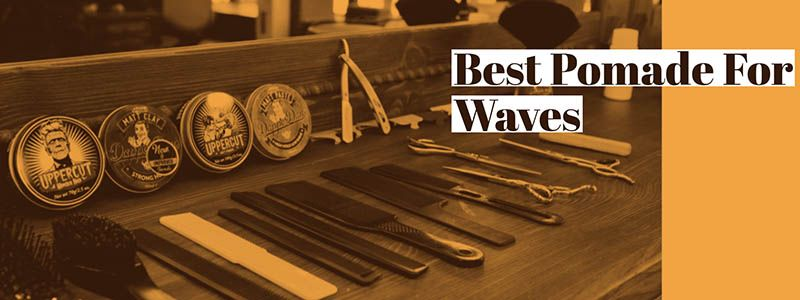how to use pomade for waves