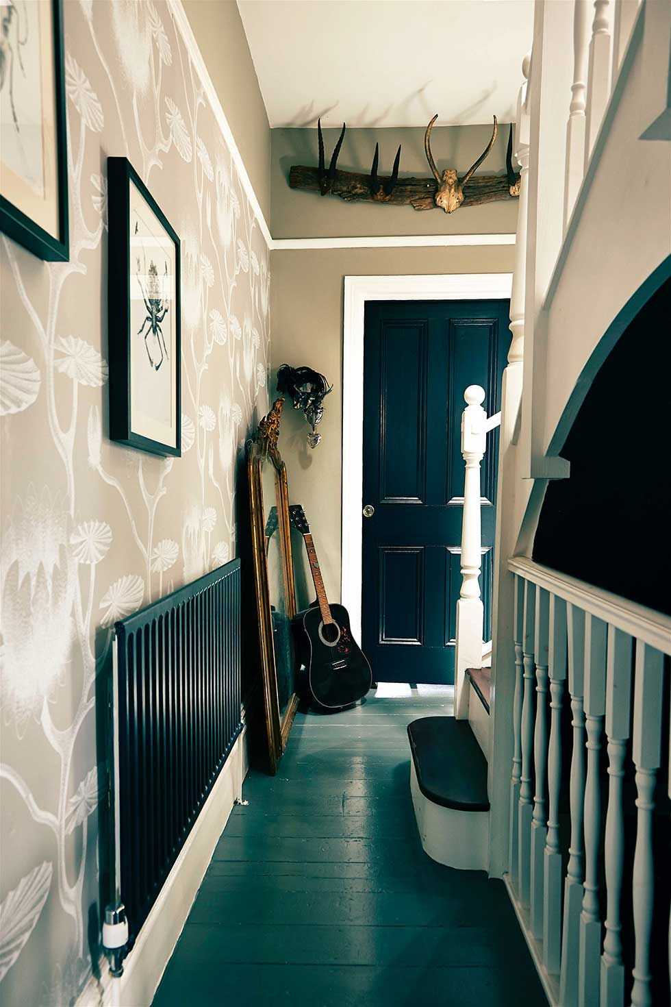 Onebedroom apartment to eclectic duplex One bedroom
