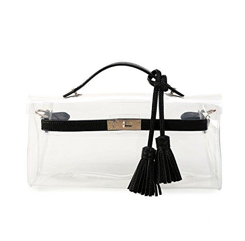 fc66ee29b61 Lam Gallery Clear Purses and Handbags for Women Work NFL Stadium ...
