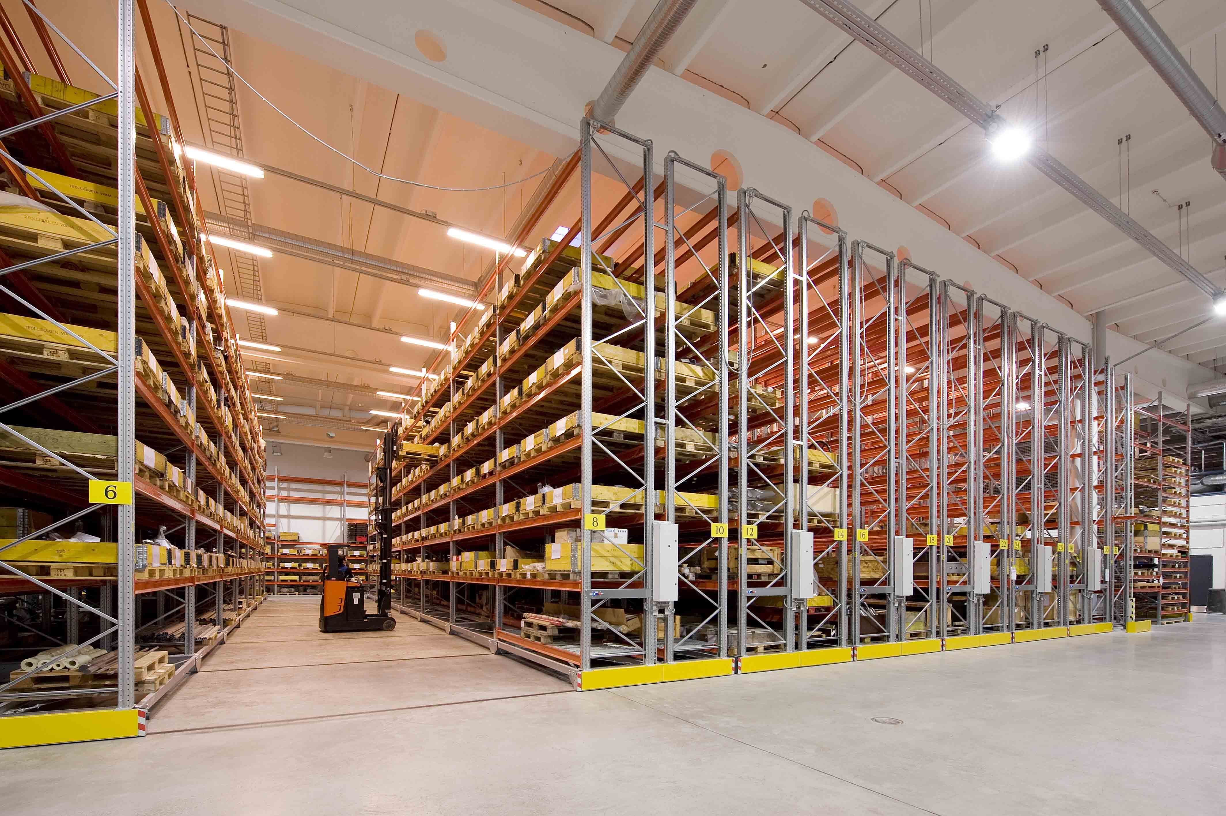 Warehouse Storage Racking And Shelving Warehouse Shelving