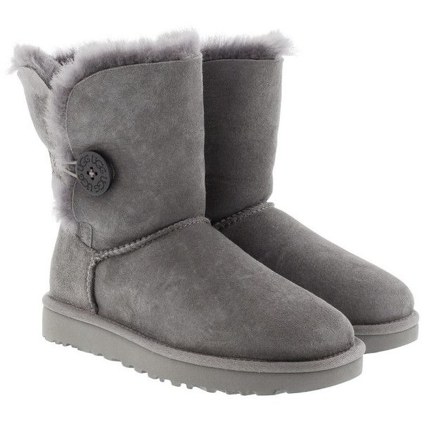 UGG Boots & Booties - W Bailey Button II Grey - in grey - Boots &