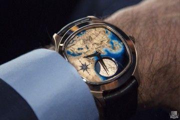 Piaget - Emperador Coussin planisphère