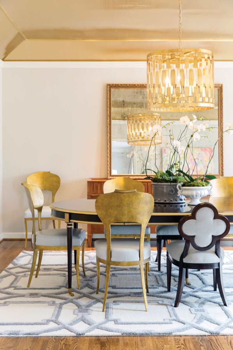Trending Now The Best Gold Furniture For Your Luxury Interior
