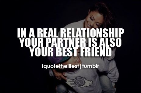 Cute Relationships with Swag Tumblr | In a real relationship, your partner is also your best friend.Follow ...