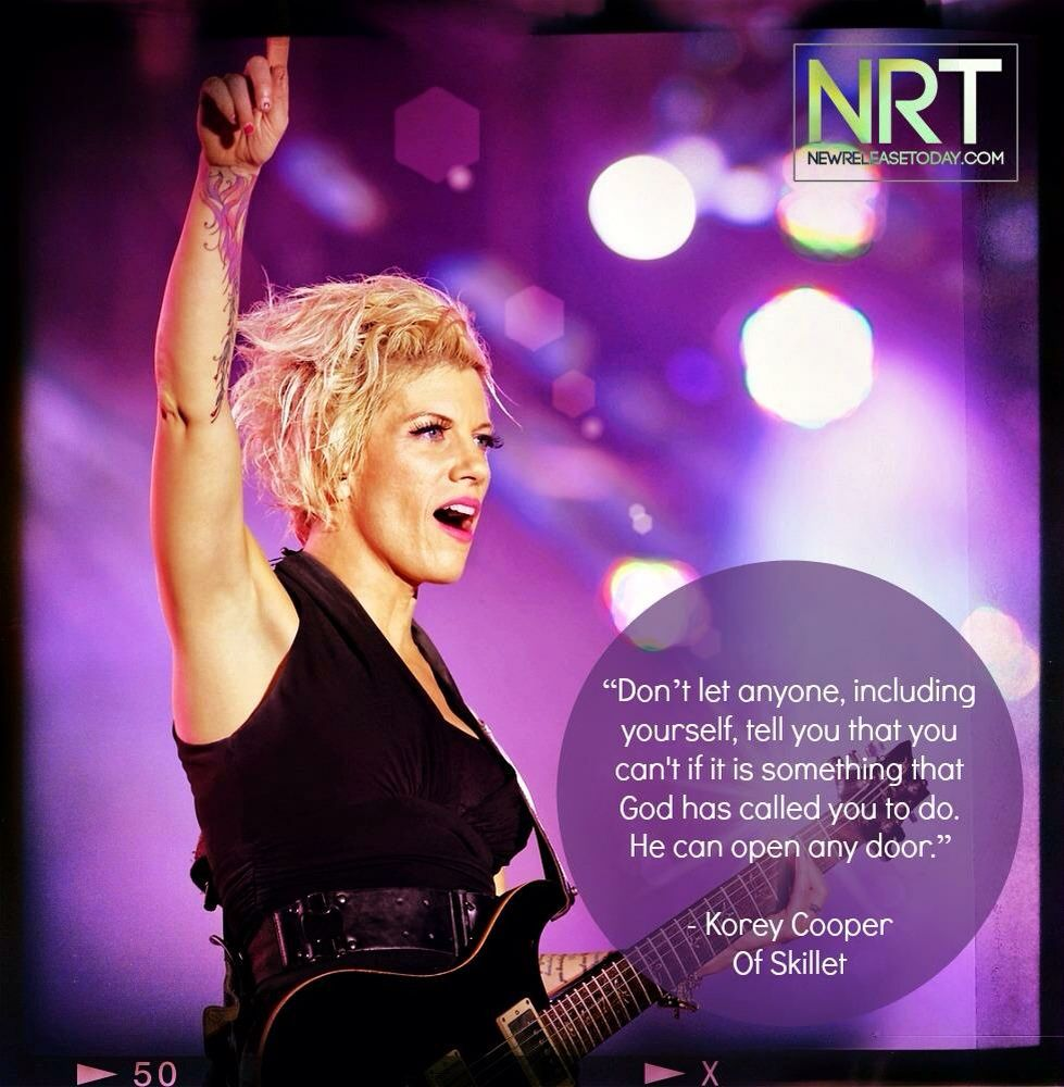 korey cooper quotes