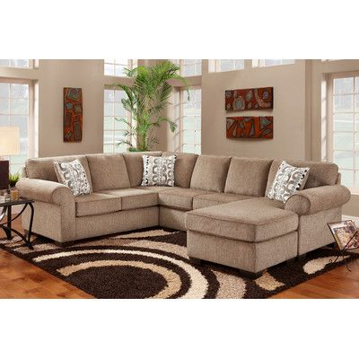 Sectional Sofas - Shop Sectionals in All Styles Youu0027ll Love | Wayfair  sc 1 st  Pinterest : wayfair sectionals - Sectionals, Sofas & Couches