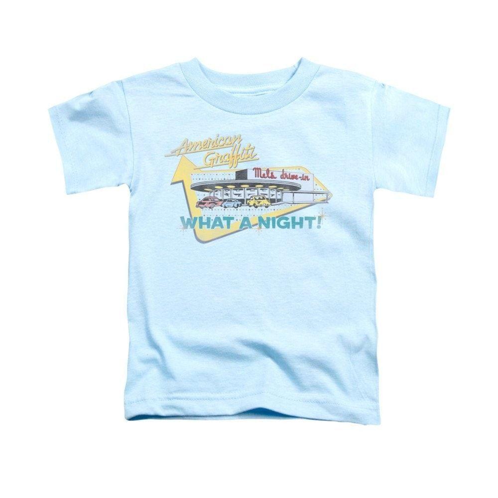 Negi Bad Decisions Make Good Stories Boy Short-Sleeved Shirt