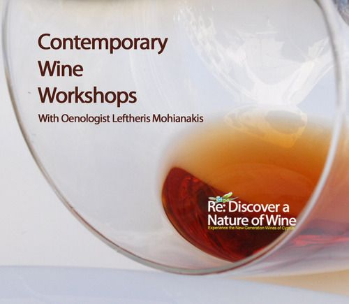 Your Urban Wine Explorations - Cyprus Discoveries are On