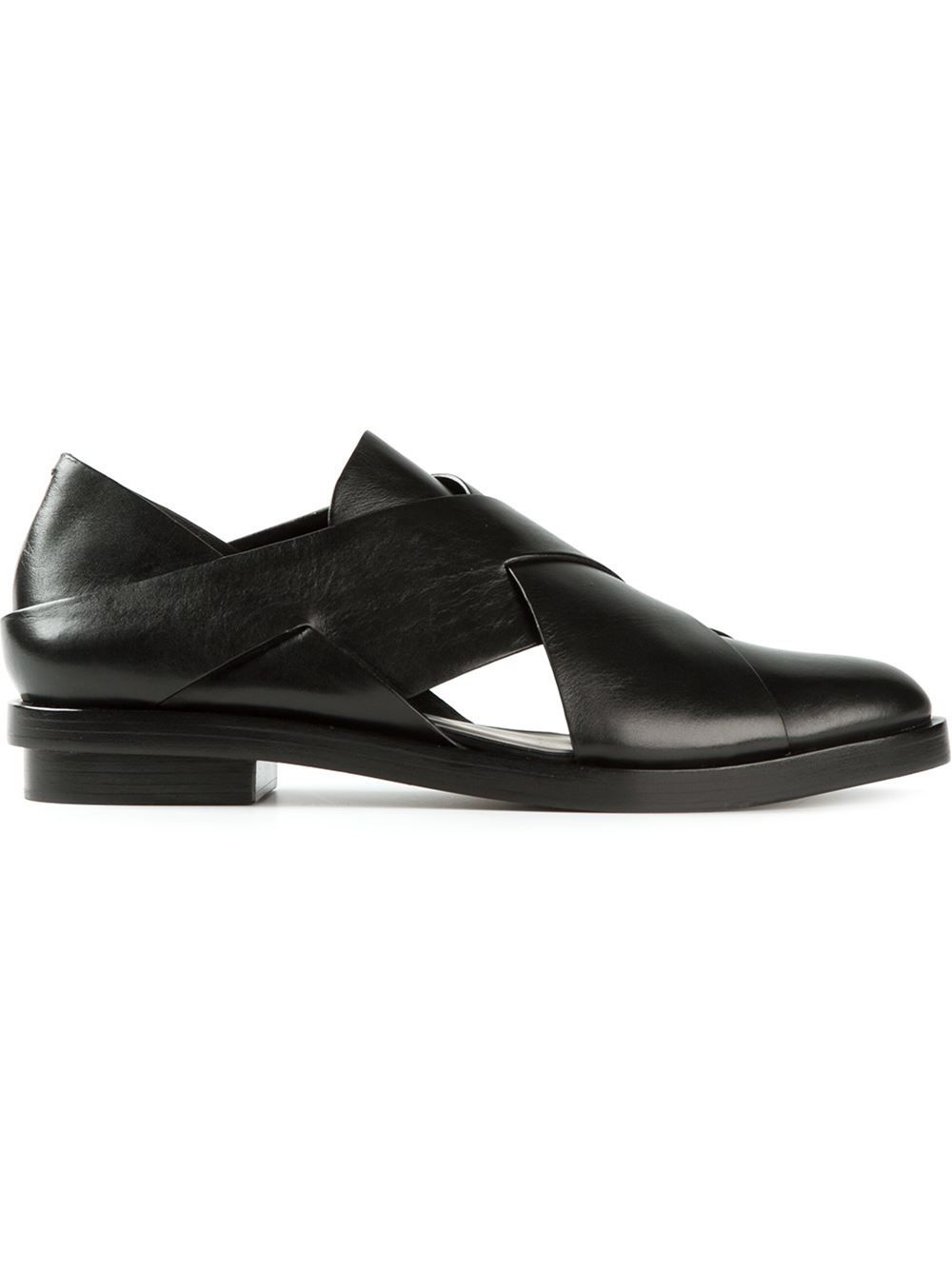4cb5f2a3b Alexander Wang `morgan` Loafers - Feathers - Farfetch.com Designer Shoes On  Sale