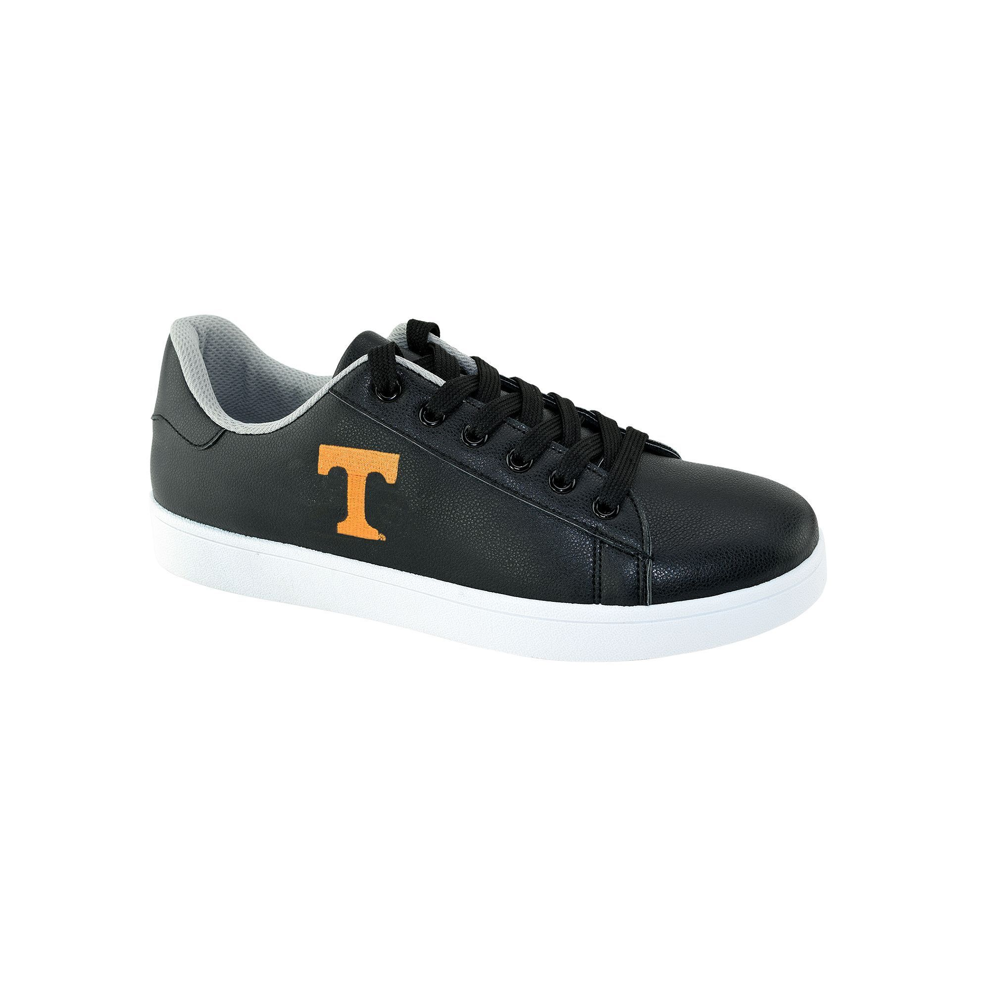 Menus tennessee volunteers oxford tennis shoes size black