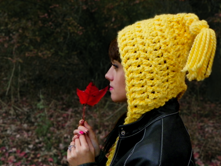 Get Your Whimsy On Free Pixie Hat Crochet Pattern Pixies