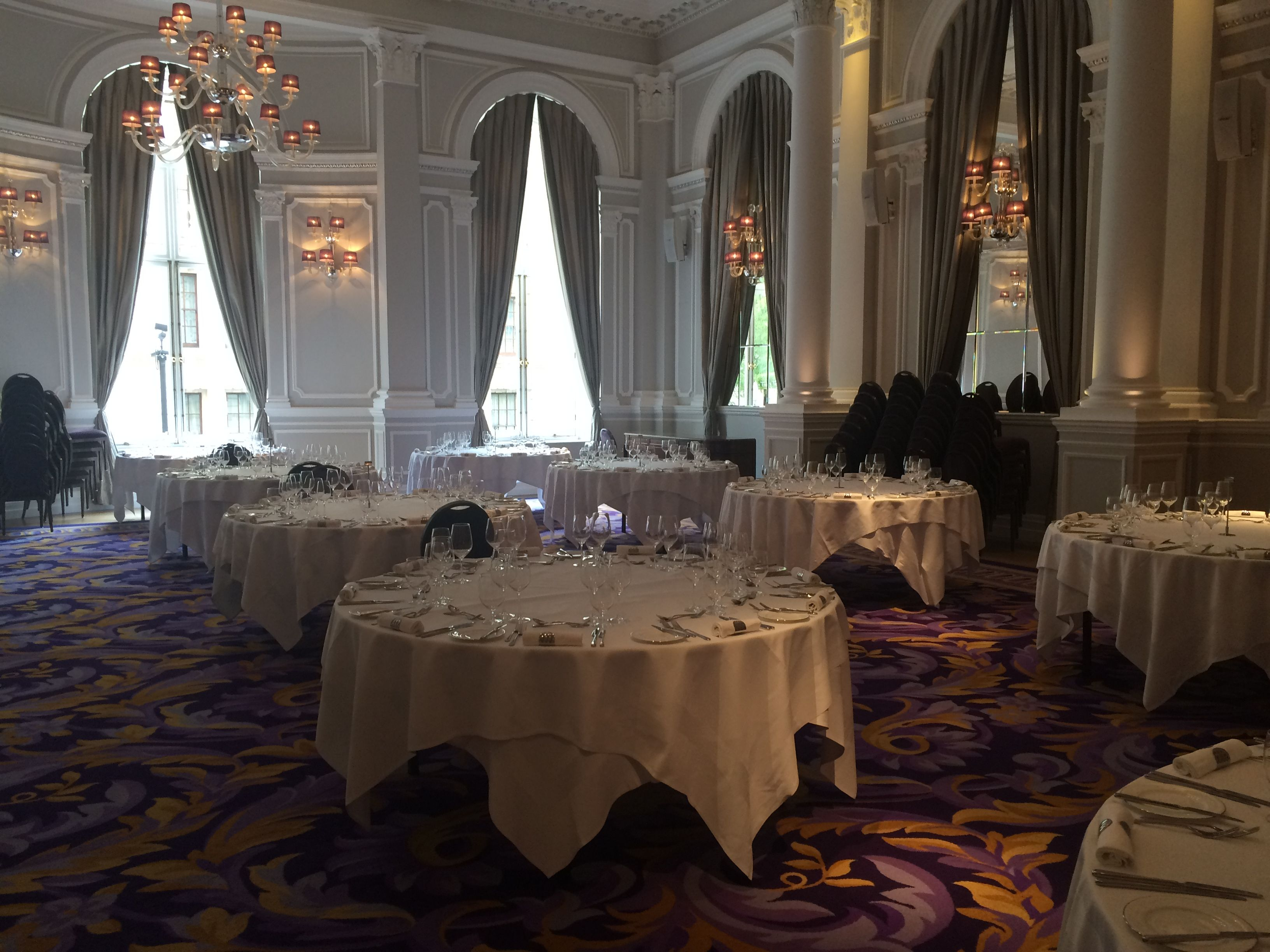 Beautiful Victorian Ballroom Corinthia Hotel London