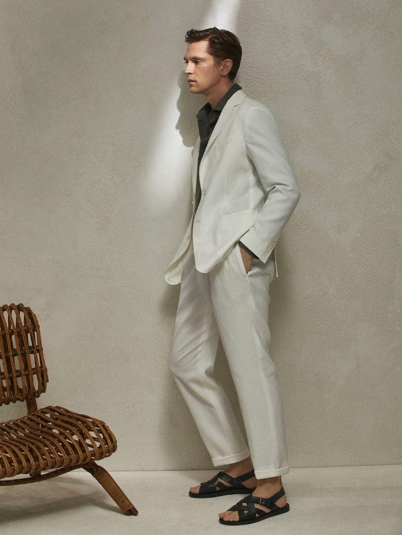 Limited Edition Massimo Dutti Korean Summer Outfits Korean Fashion Fashion