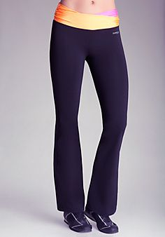 bebe+Sport+Ruched+Pants - Find 65+ Top Online Activewear Stores via http://AmericasMall.com/categories/activewear.html