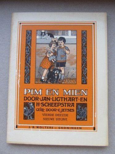 Pim en Mien. Vierde deeltje.
