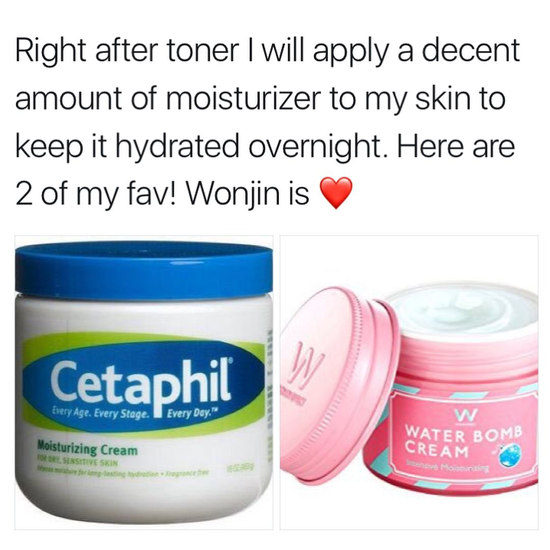 Here S My Skincare Thread For Anyone Looking For Tips On Skincare Follow Me Elliejellyb3an If Viewing I Hav Sensitive Skin Cream Skin Care Moisturizer Cream