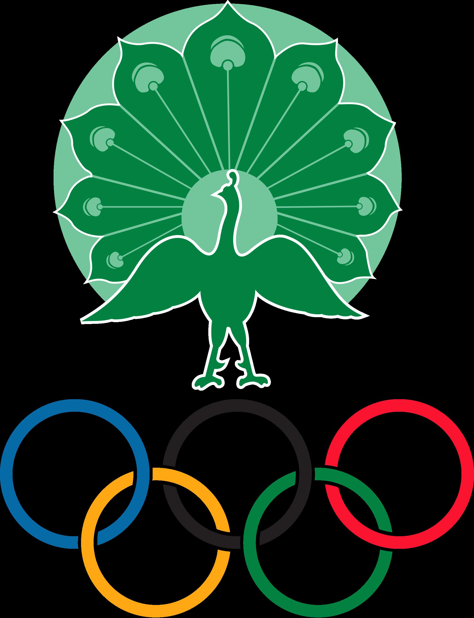 Myanmar Olympic Committee Olympic Committee Logos Olympic Logo