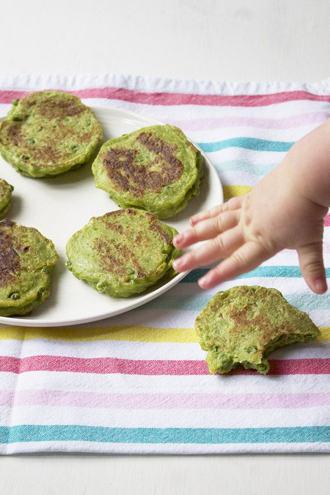 Pea fritters with feta and parsley next time i wouldnt use the baby food recipes forumfinder Choice Image