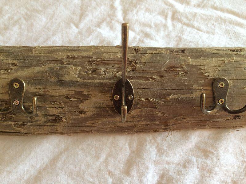 Garderobe Treibholz garderobe aus treibholz flur geschenk umzug haken wendelstein
