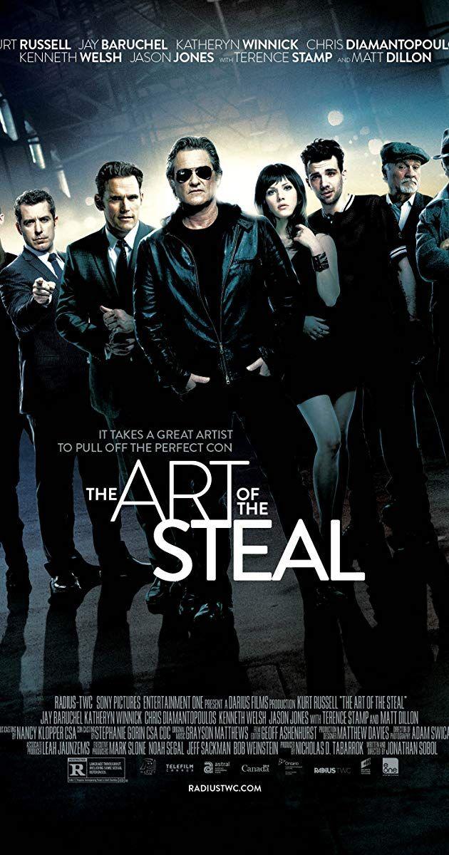 The Art of the Steal (2013) IMDb Movie posters, Kurt