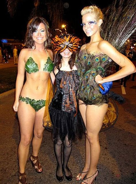 Funny and Cool Halloween Costumes 2013 Hot Halloween Ladies - hot halloween ideas