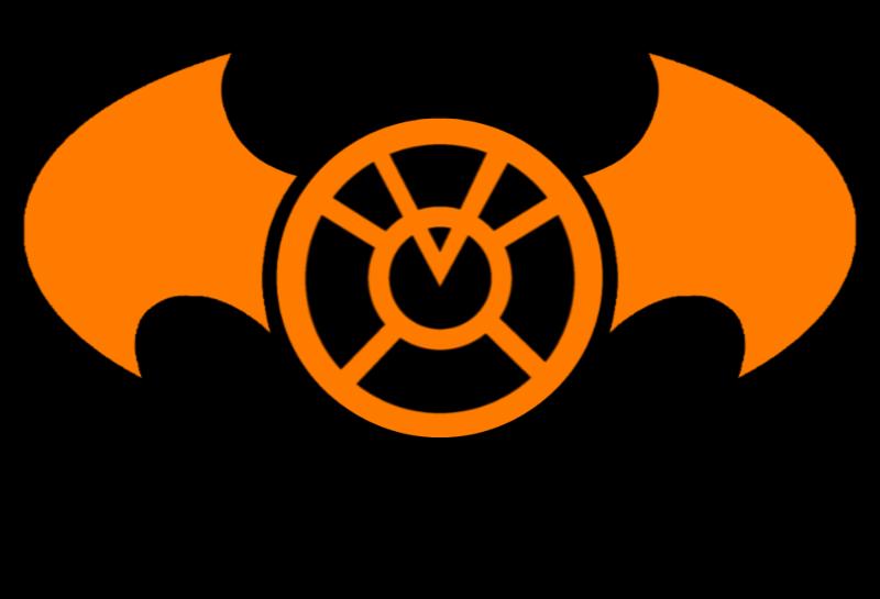 All Lantern Logo batman | Orange Lantern Batman Logo idea ...Orange Lantern Corps Logo