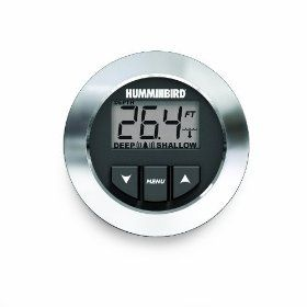 Humminbird 407860-1 HDR650 Digital Depth Gauge, (depth finder, norcross, fish finder, depth, hawkeye, fishfinder, hummingbird, midway, installation, depth sounder)