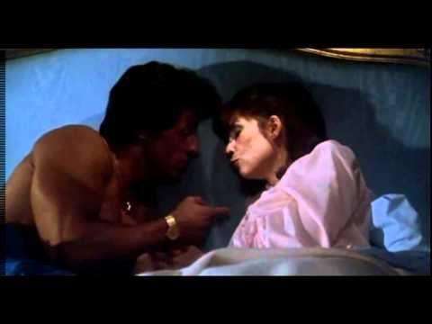 Rocky and Adrian Singing [Rocky III] - YouTube