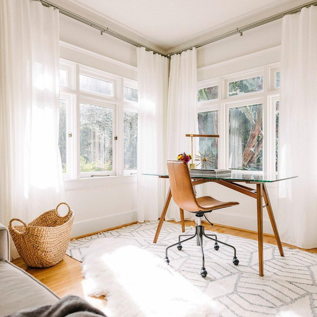 ... Foot: Opt For Simple, Functional Home Office Upgrades! While Youu0027re At  It, Check Out The Full @westelmsandiego Design Crew Project For Inspiration  With ...