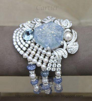 Cartier bracelet, Rue de la Paix, Paris www.mujernova.es