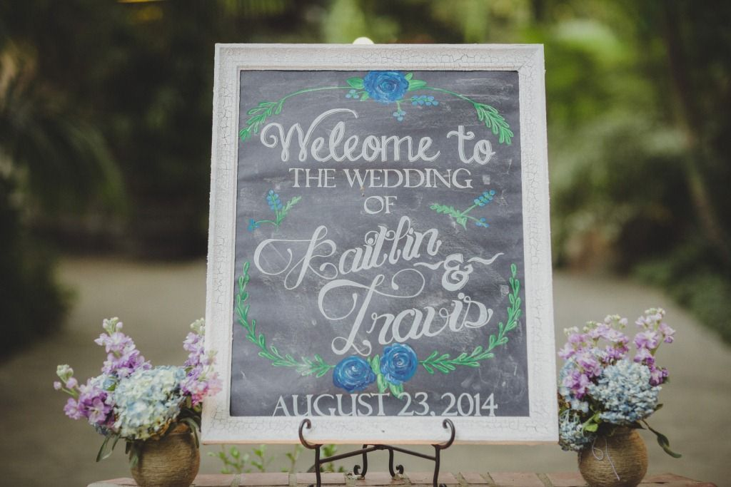 Diy chalkboard wedding signs a simple hack diy wedding