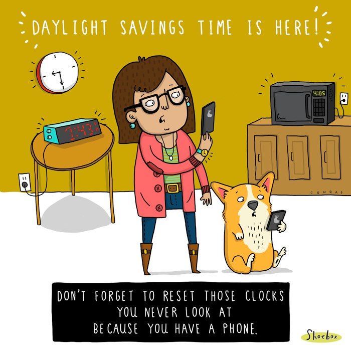 Image result for daylight savings time humor
