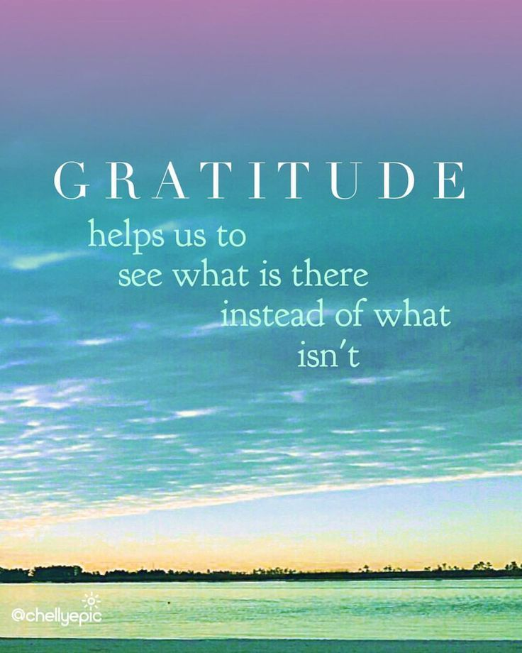 Gratitude helps us see what is there instead of what isn't. Embrace  gratitude. Beautiful … | Attitude of gratitude quotes, Gratitude quotes,  Gratitude affirmations