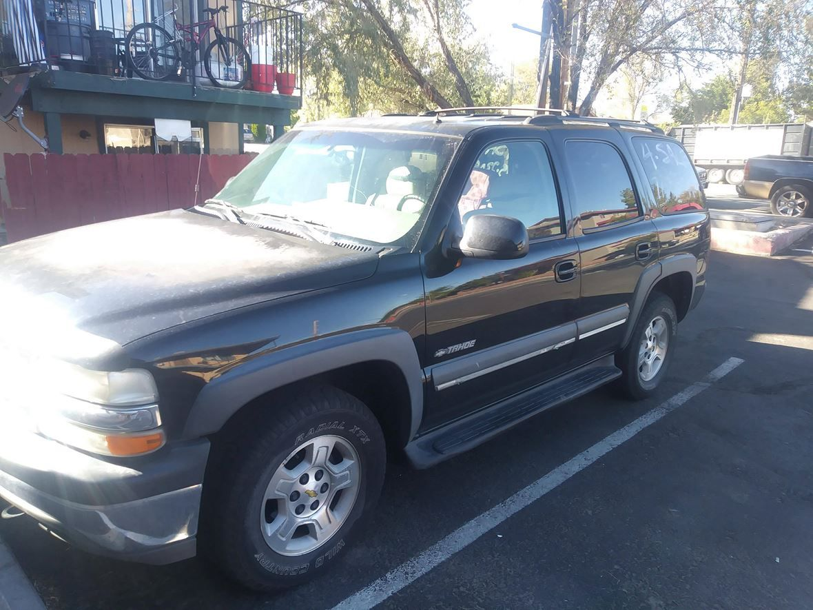 2002 Chevrolet Tahoe for Sale by Owner in Carson City, NV