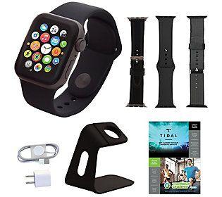 Apple Watch Series 4 GPS 40mm Sport, Software &Accessories